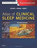 img - for Atlas of Clinical Sleep Medicine: Expert consult - Online and Print, 1e book / textbook / text book