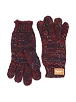 Pepe Jeans London Guantes Pupila (Granate)