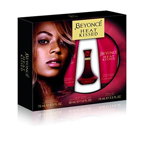 Beyonce Heat Kissed Confezione Regalo 30ml EDP + 75ml Lozione Corpo + 75ml Gel Doccia