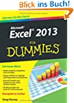 Excel 2013 f�r Dummies (Fur Dummies)