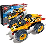 P&R Kids 66pc Car Model Educational Toys Building Block Set Best Gift For Boys And Girls