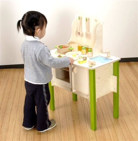 Tip fur kinderkuche gesucht for Kinder holzküchen