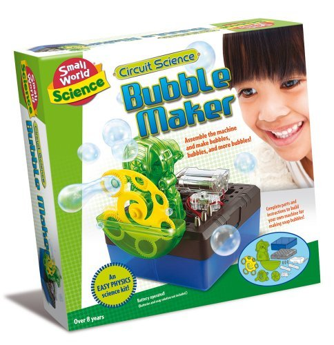 Small World Toys Science - Circuit Science Bubble Maker Kit by Small World Toys