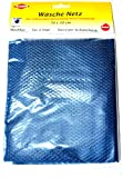 Kleiber 70 x 50 cm Extra-Large Lingerie Care Washing Bag/ Net, Blue
