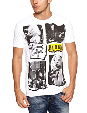 Plastic Head Blondie Cuttings Men's T-Shirt White Small