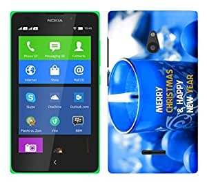 Wow Premium Design Back cover Case For Nokia XL