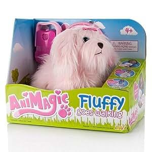 "AniMagic PINK ""Fluffy"" Goes Walking"
