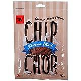Chip Chops Fish On Stick Dog Snacks, 70 G