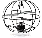 Top Race® Robotic UFO 3 Channel Rc Remote Control Helicopter Flying Ball