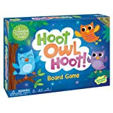 51akSeov3GL. SL160  Peaceable Kingdom / Hoot Owl Hoot! Cooperative Board Game