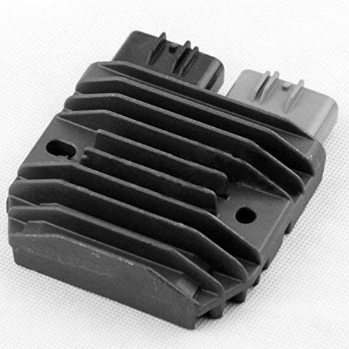 High Quality Replacement Motorcycle Accessories Aluminum Voltage Regulator Rectifier Assembly Fit For Yamaha YZF-R1 2002 2003 2004 2005 2006 2007 2008 2009 2010 2011 2012 (Voltage Regulator For 01 R1 compare prices)