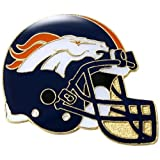 NFL Denver Broncos Helmet Pin Amazon.com