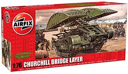 Airfix - A04301 - Maquette - Churchill Bridge Layer