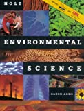 img - for Holt Environmental Science book / textbook / text book