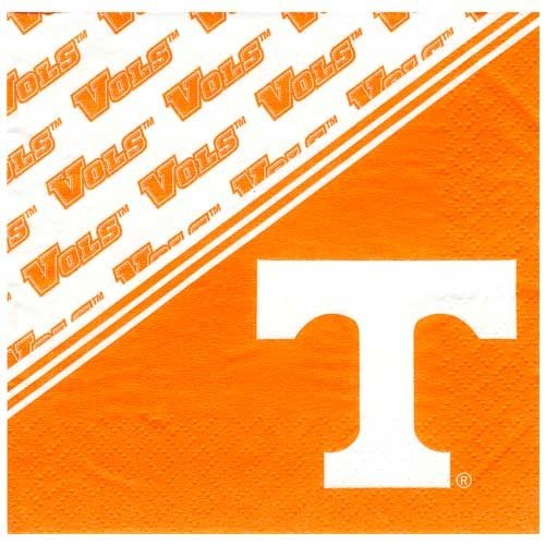Tennessee Volunteers Beverage Napkins - 1