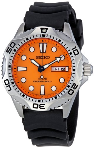 Seiko Men's Diver's Solar Watch SNE109P1