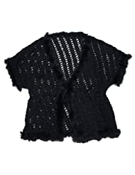 Bondoir Bombshell  Hand knitted Cardigan Sweater