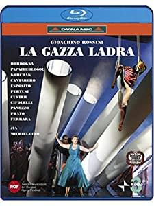 Gazza Ladra [Blu-ray] [Import]