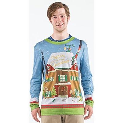 Elves Gone Wild Longsleeve Christmas T-Shirt