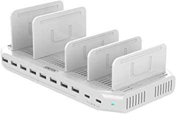 Unitek 120-watt USB Smart Charging Station