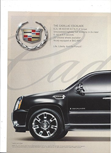 print-ad-for-2006-black-cadillac-escalade-even-the-windshield-washer-fluid-i