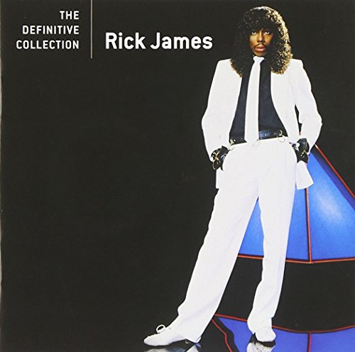 Rick James - Rick James: The Definitive Collection - Zortam Music