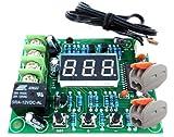 【cd\tools】 サーモスイッチ デジタル温度計 調整精度1.0℃ 電線コネクタ付 日本語マニュアル GR1307-06
