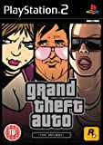 GTA Triple Pack - Includes GTA3, Vice City and San Andreas (PS2)