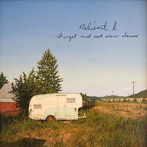 Original album cover of Forget and Not Slow Down by Relient K