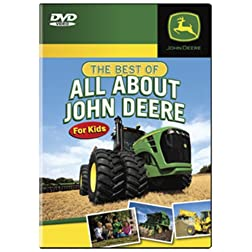 The Best of All About John Deere for Kids