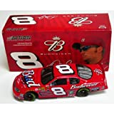 Dale Earnhardt Jr. Autographed Action Racing 1:24 Scale Die-Cast Stock Car