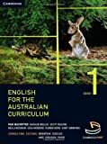 img - for English for the Australian Curriculum Book 1 book / textbook / text book