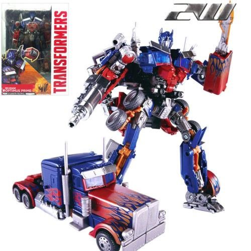 4 Voyager Revenge Optimus Prime AD12 Toy Action Figure Doll New