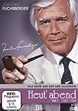 Joachim Fuchsberger: Heut' abend, Vol. 1, 1983-1984 - Das Beste aus der ARD-Talkshow (4 DVDs)