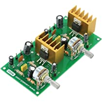 CanaKit CK254 - 20W Stereo Audio Amplifier (Electronic Kit - Requires Assembly)