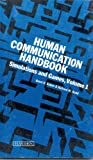 Human Communication Handbook: Simulations and Games