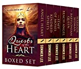 img - for Quests of the Heart: Six Novels book / textbook / text book