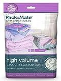 Packmate ® 6 Jumbo-Vakuumbeutel zur platzsparenden Aufbewahrung - für Kleidung