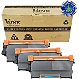 3 Pack V4INK New Compatible Brother TN450 Toner Cartridge-Black
