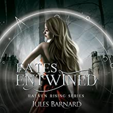Fates Entwined Audiobook by Jules Barnard Narrated by Elizabeth Evans