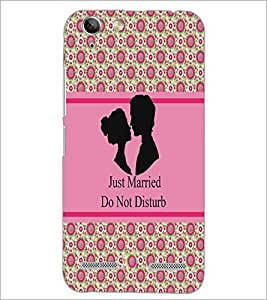 PrintDhaba Quote D-3830 Back Case Cover for LENOVO VIBE K5 (Multi-Coloured)