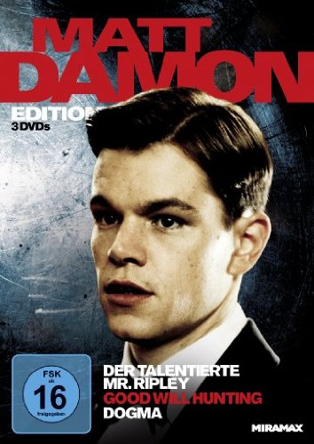 Matt Damon Edition [3 DVDs]