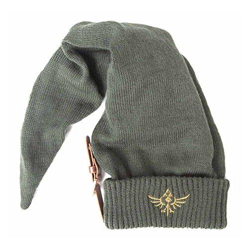Legend of Zelda - Cappellino di Link in maglia, incl. fermaglio