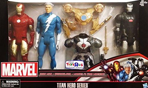 Marvel-Titan-Hero-Series-12-Action-Figure-3-Pack-Iron-Man-Quicksilver-War-Machine