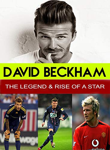 DVD : David Beckham - The Legend & Rise Of A Star