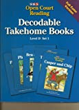 img - for SRA Open Court Reading / Decodable Takehome Books/ Full Color Version / Level D Set 1 book / textbook / text book