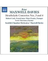 Strathclyde Concertos n°3 et n°4