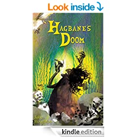 Hagbane's Doom (The Oswain Tales Book 1)