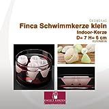 Finca Schwimmkerze Klein by Engels 009 Elfenbein Indoor Kerze