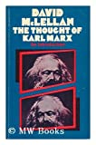 Thought of Karl Marx (0333118405) by McLellan, David